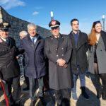Xª manifestazione dell'Associazione Nazionale Carabinieri a TUFARA (CB) nel segno di San Giovanni Eremita. Nota