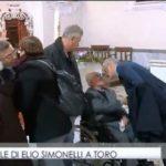 TGR Molise del 6.12.2019 – Il funerale di Elio Simonelli a Toro