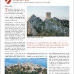 Oratino con la sua storia e le sue bellezze viene riportato sull'edizione di marzo – aprile 2019 nel Notiziario AMHS (Abruzzo and Molise Heritage Society)